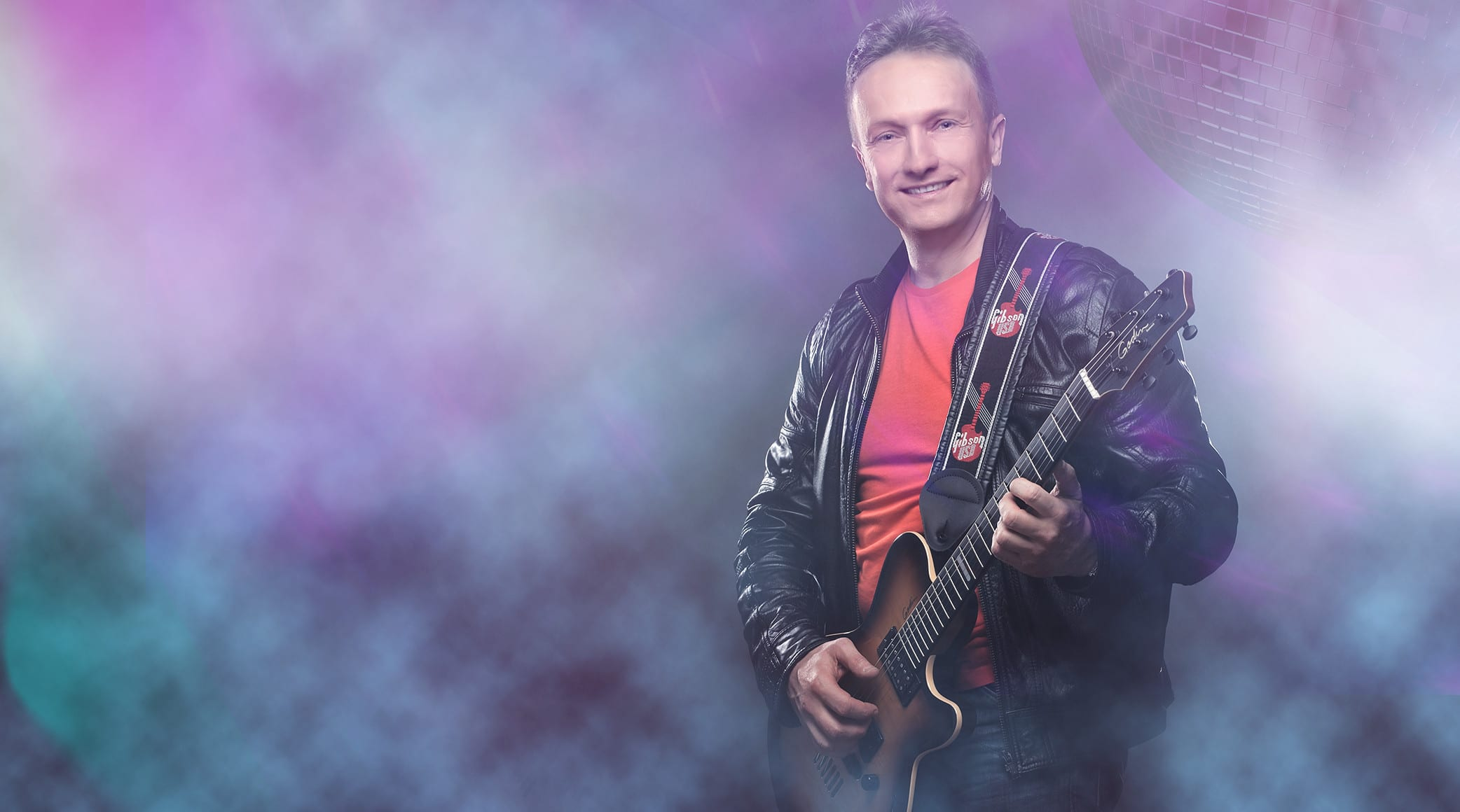 muzyk Adam Krajewski